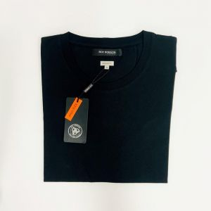 T-shirt Roy Robson czarny basic